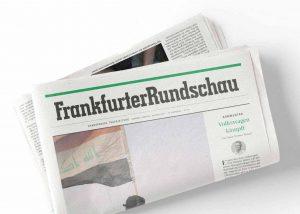 Zeitung Frankfurter Rundschau Foto