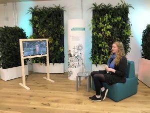 Ellen Ueberschär und Nora Sophie Griefahn im Gespräch; Blog von Cradle to Cradle NGO
