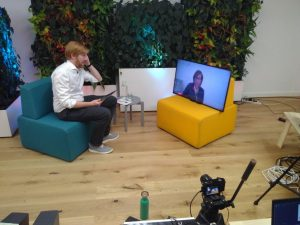 LAB Talk mit Ladeja Godina Košir