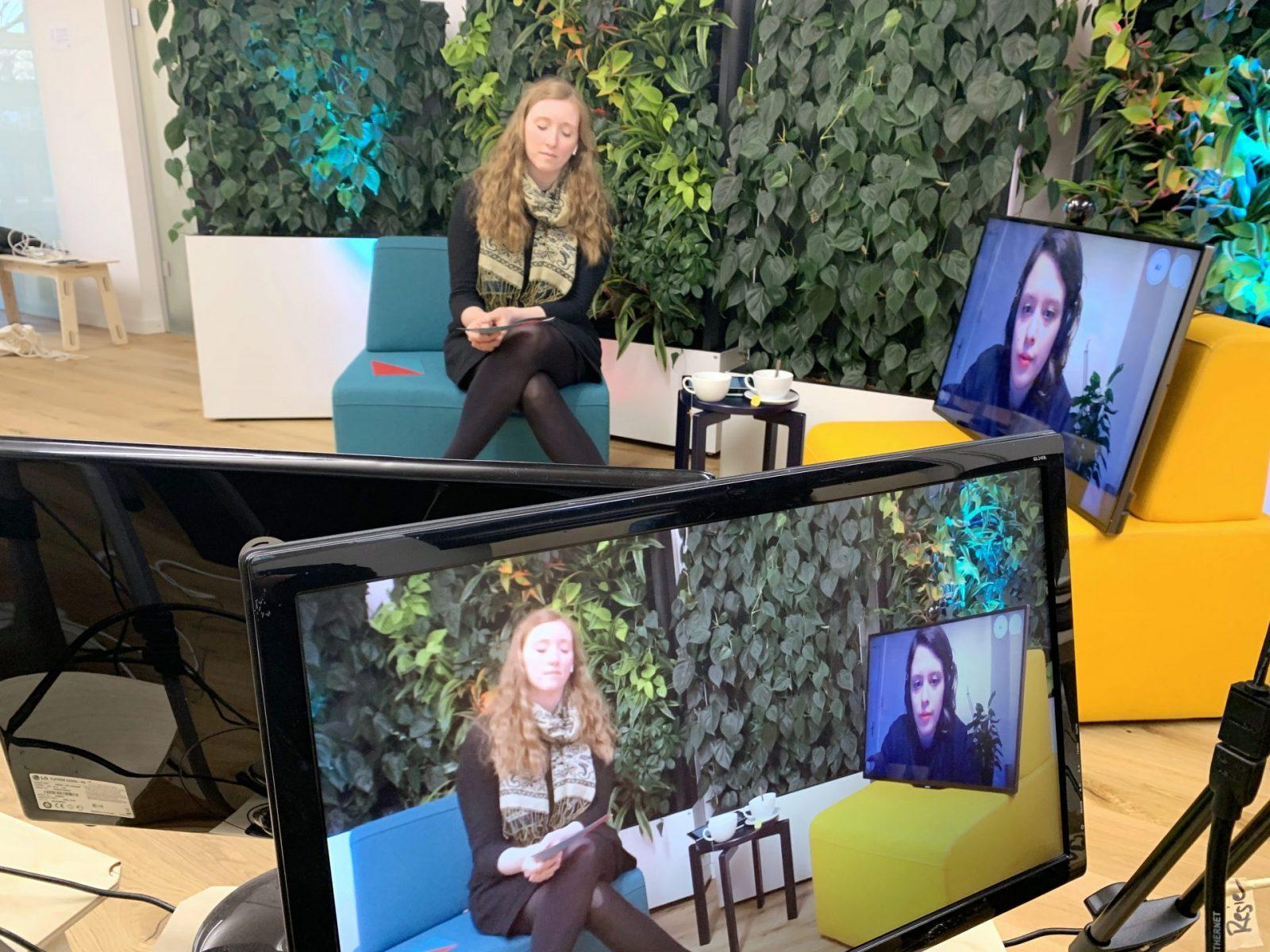 LAB Talk mit Delara Burkhardt
