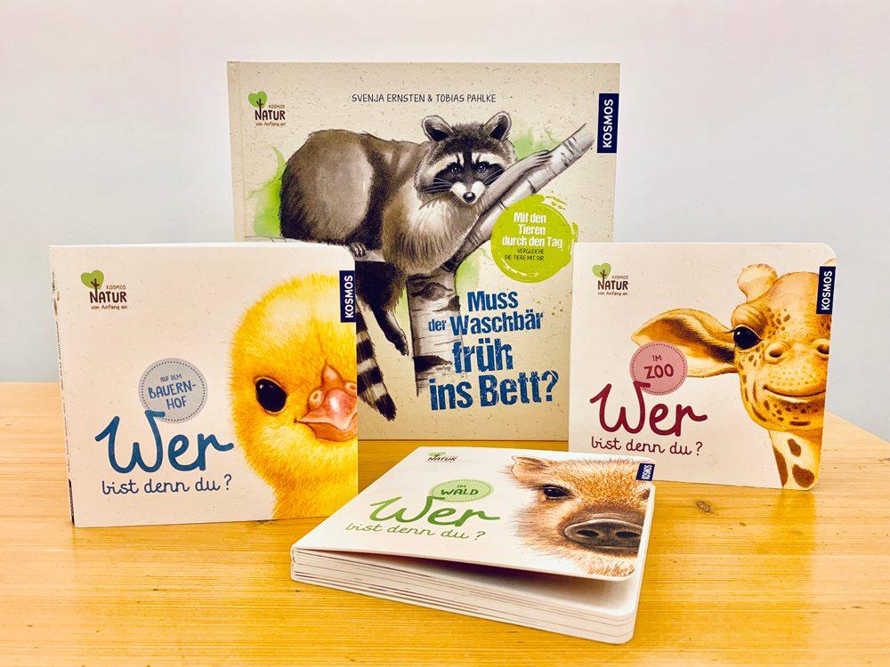 Kinderbücher KOSMOS