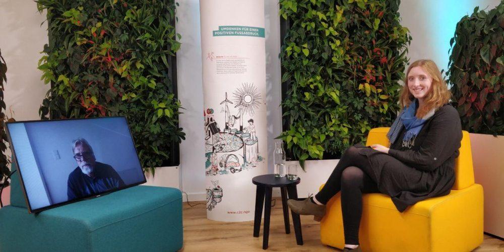 LAB Talk mit Sodasan Gründer Jürgen Hack