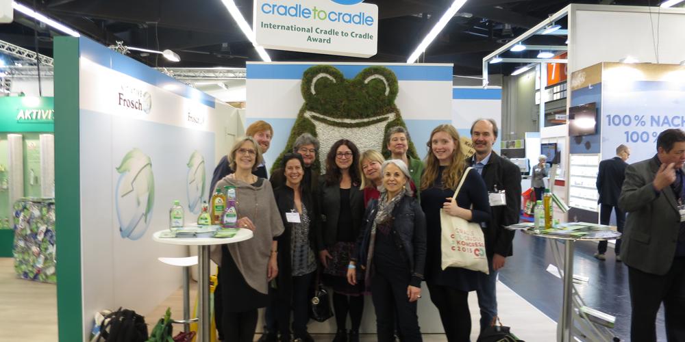 """Beirat des Cradle to Cradle e.V. besucht die """"Biofach"""""""